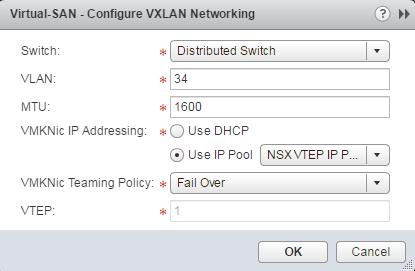 VMware NSX Installation and Configuration Part 7- VXLAN Transport